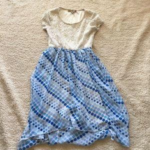 Girls, sz 8, Speechless Hi-Lo Dress